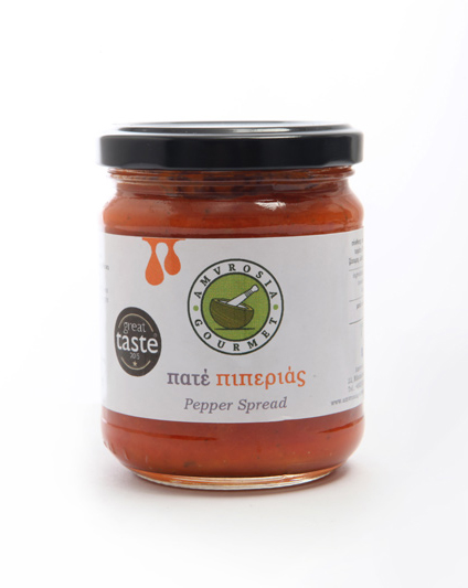 Pepper spread 200g