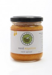 Carrot spread 200g